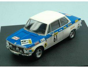 Trofeu TF1726 BMW 2002 N.61 6th (WINNER Gr.2) TOUR AUTO 1971 T.FALL-M.WOOD 1:43 Modellino