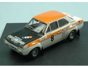 Trofeu TF0550 FORD ESCORT MK1 N.8 WINNER SCOTTISH RALLY 1971 C.SCLATERM.HOLMES 1:43 Modellino
