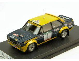 Trofeu TFRRAL44 FIAT 131 ABARTH N.1 5th RALLY OF PORTUGAL 1977 M.VERINI-D.RUSSO 1:43 Modellino