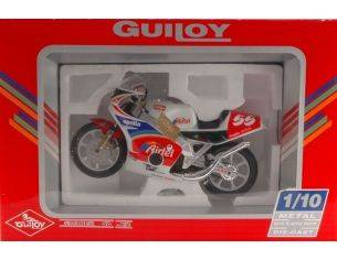 Guiloy GY13801 APRILIA RS 125 R N.55 1:10 Modellino