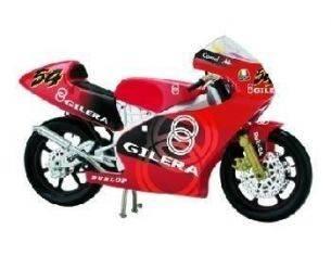 Guiloy GY3625 GILERA 125 M.POGGIALI '01 1:10 Modellino