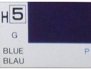 Gunze GU0005 BLUE GLOSS ml 10 Pz.6 Modellino