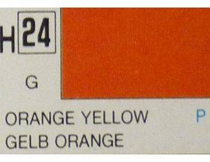 Gunze GU0024 ORANGE YELLOW GLOSS ml 10 Pz.6 Modellino