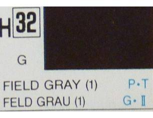 Gunze GU0032 FIELD GRAY GLOSS ml 10 Pz.6 Modellino