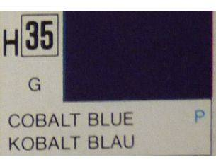 Gunze GU0035 COBALT BLUE GLOSS ml 10 Pz.6 Modellino