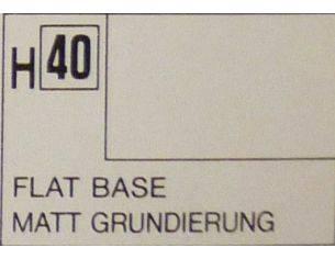 Gunze GU0040 FLAT BASE MATT  ml 10 Pz.6 Modellino