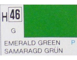Gunze GU0046 EMERALD GREEN GLOSS ml 10 Pz.6 Modellino