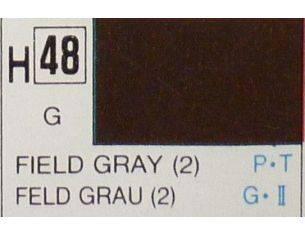 Gunze GU0048 FIELD GRAY GLOSS  ml 10 Pz.6 Modellino