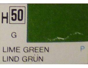 Gunze GU0050 LIME GREEN GLOSS  ml 10 Pz.6 Modellino