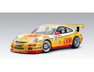 Auto Art / Gateway 80785 PORSCHE 997 GT3 CUP 2007 n.55 1/18 Modellino