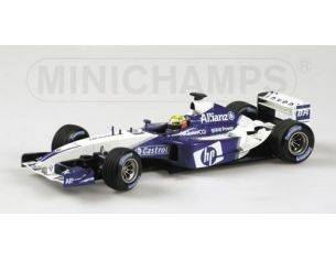 Minichamps PM100030004 WILLIAMS R.SCHUMACHER '03 1:18 Modellino