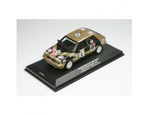 """Ixo model SCR 003 LANCIA Delta HF 4WD """"Esso"""" Rally Sanremo'87 #4, F.Tabaton / L.Tedeschini 1:43 Modellino"""