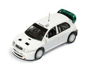 Ixo model RAM176 SKODA FABIA WRC TEST CAR 2005 1:43 Modellino