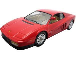 Ixo model FER022 FERRARI TESTAROSSA 1984 1:43 Modellino