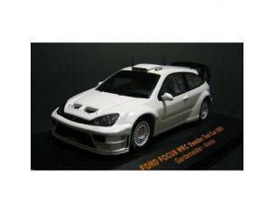 Ixo model RAM177 FORD FOCUS WRC SWEDEN TEST CAR 2005 GARDEMEISTER KRESTA IXO 1:43 Modellino