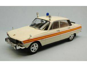 Mac Due MCG18045 ROVER 3500 V8 METROPOLITAN POLICE (GB) 1:18 Modellino