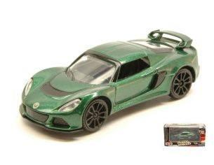 Motormax MTM79331GN LOTUS EXIGE S 2012 GREEN METALLIC 1:43 Modellino