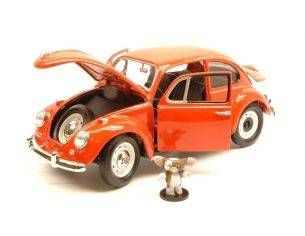 Greenlight GREEN12985 VW BEETLE 1967 GREMLINS 1:18 Modellino