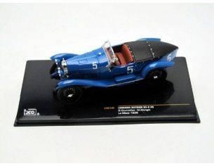 Ixo model LMC105 Lorraine-Dietrich B3-6 5 M.Mongin-G.Courcelles 2nd Le Mans 1926 1/43 1:43 Modellino