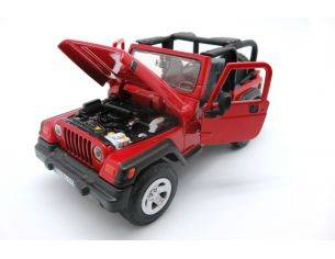 SIKU 4870 Jeep Wrangler 1:32 Modellino