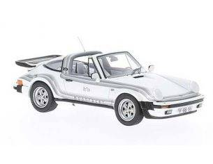 Neo Scale Models NEO49517 PORSCHE 911 TURBO TARGA 1982 MOONRACER 1:43 Modellino