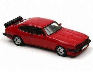 Neo 43325 FORD CAPRI III TURBO RED 1/43 Modellino