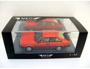 Neo 43375 AUDI COUPE GT RED 1/43 Modellino