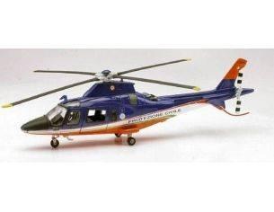 New Ray NY25543 ELICOTTERO AGUSTA WESTLAND AW109 PROTEZIONE CIVILE 1:43 Modellino