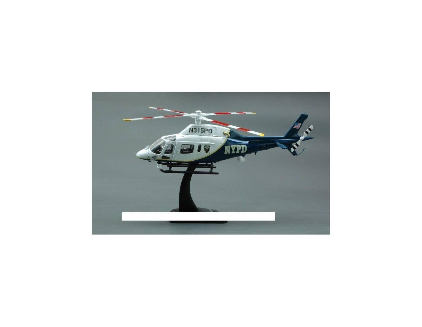 Elicottero Agusta : New ray ny elicottero agusta koala nypd