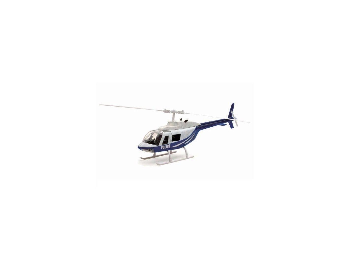 Elicottero Dat3 : New ray ny elicottero bell police modellino