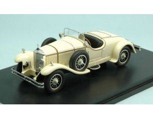 Neo Scale Models NEO43210 MERCEDES 24/100/140 PS ROADSTER 1926 BEIGE 1:43 Modellino