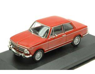 White Box WB195 BMW 2002 Ti 1968 RED 1:43 Modellino