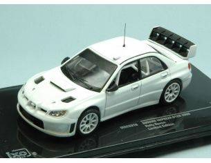 Ixo model MDCS019 SUBARU IMPREZA S12B 2008 RALLY SPECS LIMITED EDITION WHITE 1:43 Modellino