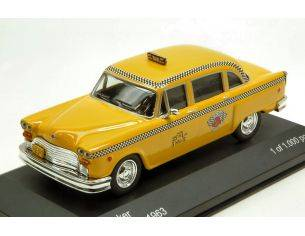 White Box WB194 CHECKER MARATHON 1963 NEW YORK TAXI 1:43 Modellino