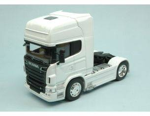 Welly WE2671W SCANIA V8 R730 (4x2) WHITE 1:32 Modellino