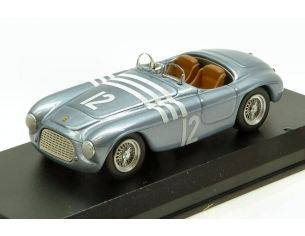 Art Model AM0357 FERRARI 166 MM BARCHETTA N.12 WINNER G.P.SVEZIA 1952 V.STENER 1:43 Modellino