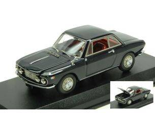 Best Model BT9645 LANCIA FULVIA COUPE' 1300S 1967 DARK BLUE 1:43 Modellino