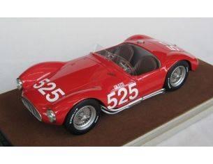 Tecnomodel TMD1844E MASERATI A6 GCS N.525 6th (1st CLASS) MM 1953  GILETTI-BERTOCCHI 1:18 Modellino