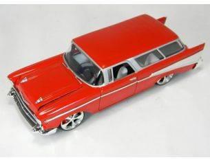 ERTL 37294A CHEVY NOMAD 1957 RED 1/24 Modellino