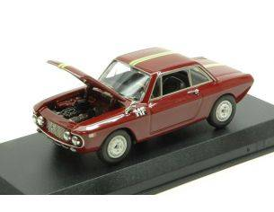 Best Model BT9646 LANCIA FULVIA 1300 HF PRESENTAZIONE GENNAIO 1966 1:43 Modellino