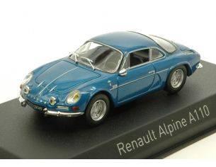 Norev NV517820 ALPINE A110 1973 BLUE 1:43 Modellino