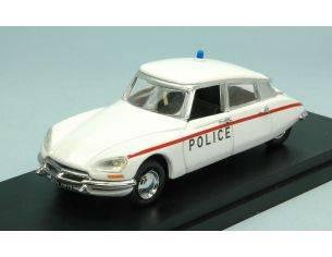 Rio RI4522 CITROEN DS 21 PARIS POLICE 1968 1:43 Modellino