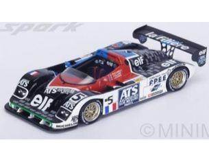 Spark Model S4707 COURAGE C36 N.5 7th LM 1996 E.COLLARD-H.PESCAROLO-F.LAGORCE 1:43 Modellino