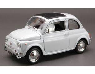 Welly WE2440W FIAT 500 L 1968 WHITE 1:24 Modellino