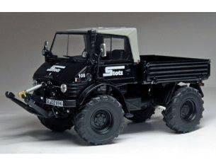 Welly WEIS2040 UNIMOG 406 (U84) STOTZ 1971-1989 1:32 Modellino