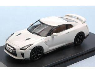 Protar PRXD584 NISSAN GT-R 2017 WHITE 1:43 Modellino
