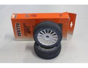 Gomme Ellegi Technics EMX6B Byldog 1:8 Off Rally SH 45 EXA17 Modellino