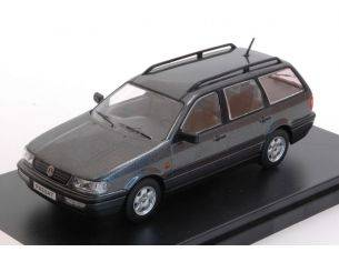Protar PRXD520 VW PASSAT BREAK 1993 METALLIC DARK GREY 1:43 Modellino
