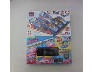 WINNER 10414 BRETON GIANT MACCHININA MACCHINA MINI 4WD RACER KIT 1:32