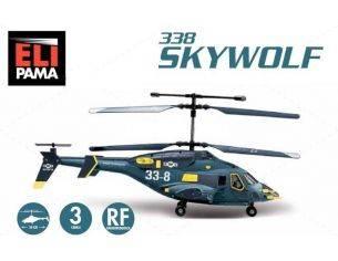 Elipama Elicottero Radiocomadato Sky Wolf Pama Trade EP338 Modellino